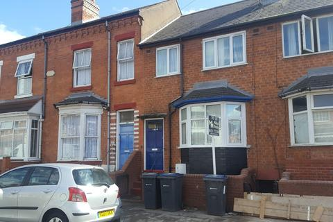 1 bedroom terraced house to rent - Room 2, 104 Newton Road Sparkhill B11 4PS