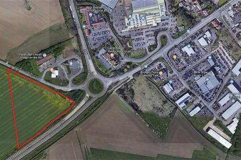 Land for sale - A46 Roundabout, Thorpe-on-the-Hill, Lincoln, Lincolnshire