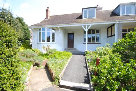 2 bedroom semi-detached bungalow for sale - Bicclescombe Gardens, Ilfracombe