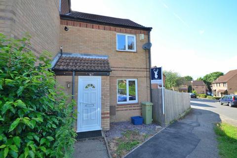 3 bedroom end of terrace house to rent - Milecastle, Bancroft, Milton Keynes