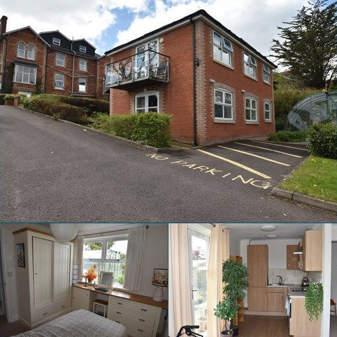 1 bedroom apartment to rent - Fig Tree Court, Canal Hill, Tiverton, Devon, EX16