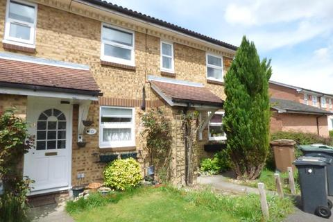 2 bedroom terraced house to rent - Rushall Green, Luton, LU2 8TN
