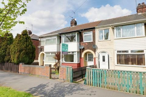 3 bedroom terraced house to rent - Chamberlain Road, Hull