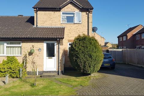 2 bedroom semi-detached house to rent - Foxton Lock Close, Wigston
