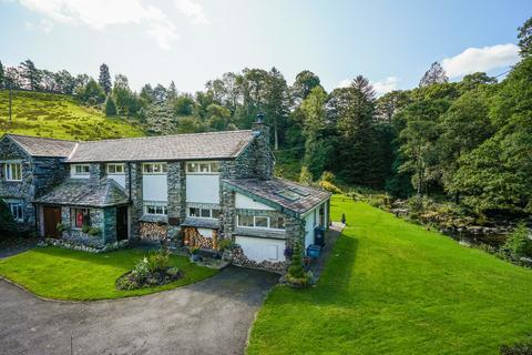 4 bedroom semi-detached house for sale - Woodside, Patterdale Road, Thickholme, Troutbeck, Windermere, Cumbria, LA23 1NT