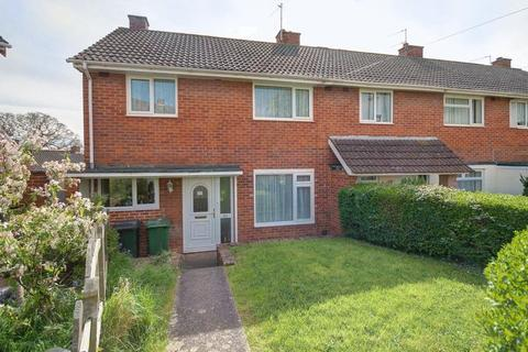 3 bedroom end of terrace house for sale - Merlin Crescent, Exeter