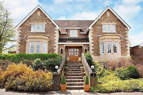 6 bedroom detached house for sale - Cefn Mably Park, Cardiff