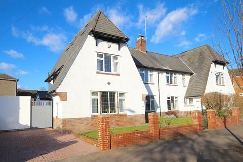 5 bedroom semi-detached house for sale - St Michael's Road, Llandaff Cardiff