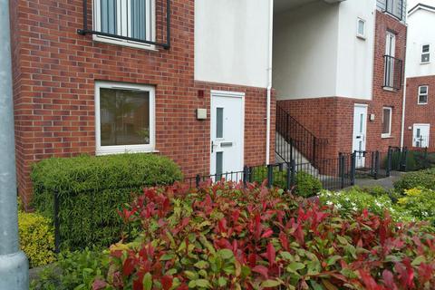 1 bedroom ground floor flat to rent - Lock Keepers Way, Hanley, Stoke-On-Trent, ST1 3NS