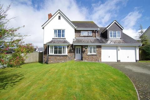 5 bedroom detached house for sale - Glebe Field, Georgeham, Braunton