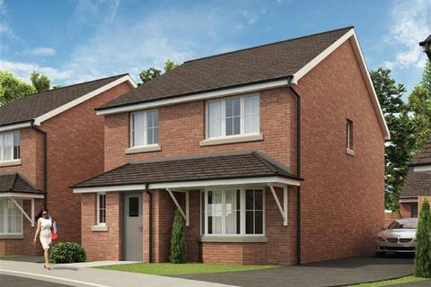 4 bedroom detached house for sale - St. Dominics Place, Hartshill, Stoke-on-Trent