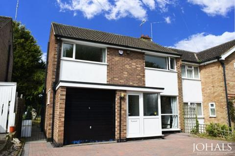 3 bedroom semi-detached house to rent - Riston Close,  Leicester, LE2
