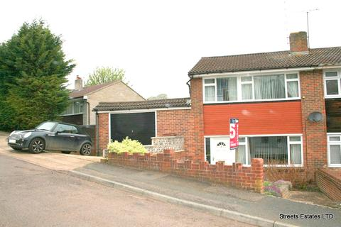 4 bedroom semi-detached house for sale - Earl Close, Chatham, Kent ME5