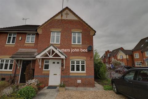 3 bedroom semi-detached house to rent - Rolls Avenue, Crewe