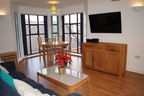 2 bedroom maisonette to rent - Mount Dinham Court