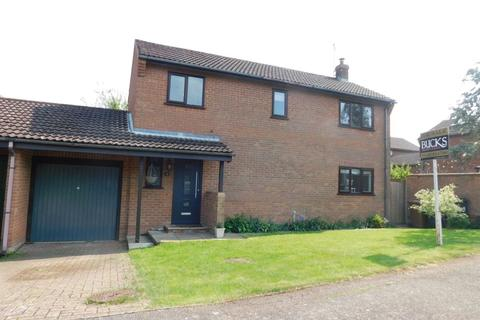 4 bedroom detached house for sale - Middlefield Drive, Great Finborough