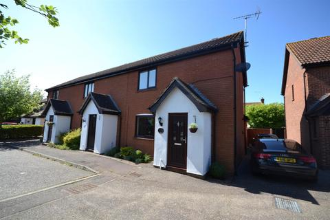 2 bedroom end of terrace house for sale - Chelmsford