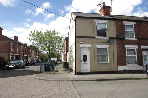 2 bedroom end of terrace house for sale - Deabill Street, Netherfield, Nottingham, NG4