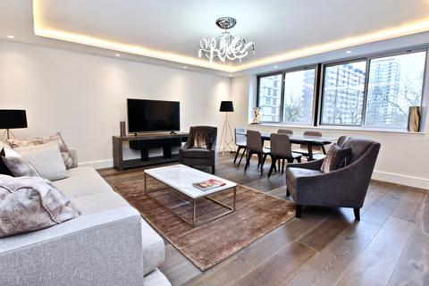 4 bedroom apartment to rent - The Quadrangle, Southwick Street, Paddington, London, W2