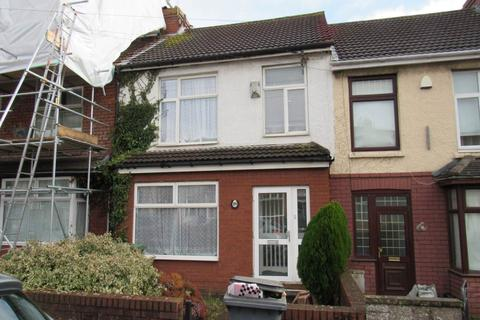4 bedroom terraced house to rent - Third Avenue, Northville, Bristol