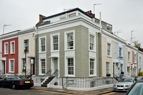 3 bedroom terraced house to rent - Farmer Street, Kensington, London, W8