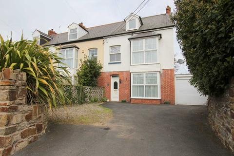 5 bedroom semi-detached house for sale - Abbotsham Road, Bideford