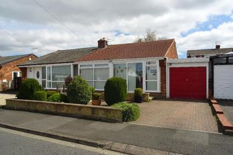 2 bedroom semi-detached bungalow for sale - Chadderton Drive NE5