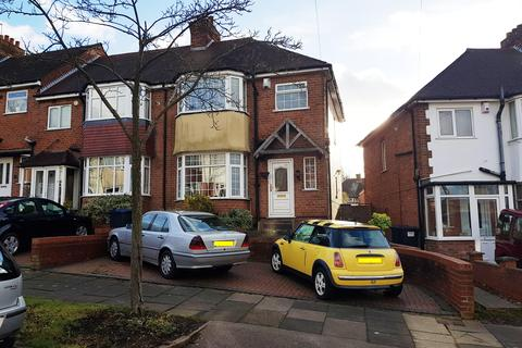 3 bedroom semi-detached house for sale - Lindsworth Road, Kings Norton, Birmingham B30