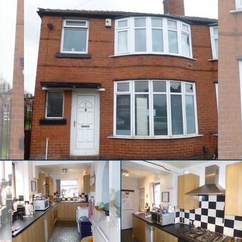 4 bedroom semi-detached house to rent - Victoria Road, Fallowfield