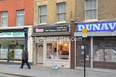 Shop for sale - High Street, Acton W3 9DJ