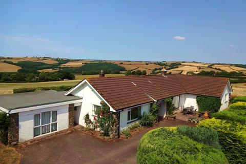 3 bedroom detached bungalow for sale - High Bickington, Near Barnstaple