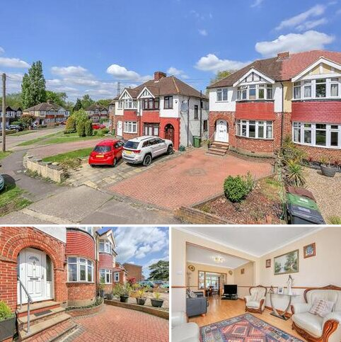 4 bedroom semi-detached house to rent - Curtis Road, Epsom