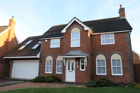 5 bedroom detached house for sale - Pursey Drive, Bradley Stoke, Bristol, BS32