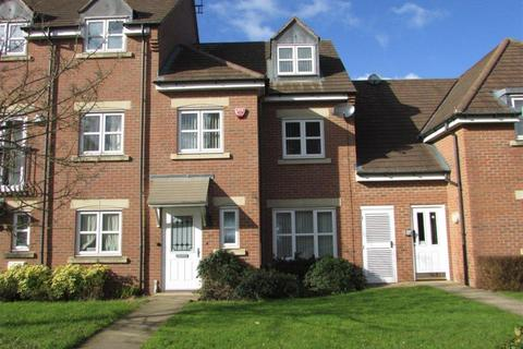 4 bedroom townhouse to rent - Middlewood Close, Solihull, B91 2TZ