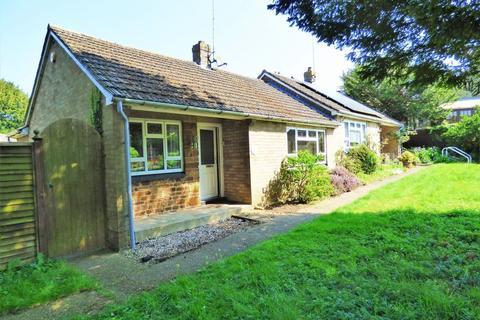 2 bedroom semi-detached bungalow for sale - 18 Church Hill, Wootton, Northampton, NN4 6LQ