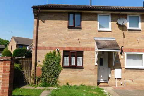 2 bedroom end of terrace house to rent - Lindsey Way, Stowmarket