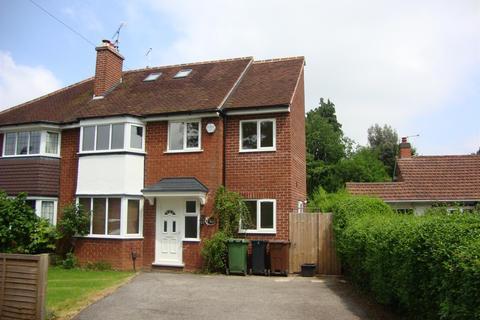 4 bedroom semi-detached house to rent - Widney Road, Bentley Heath, B93 9BH
