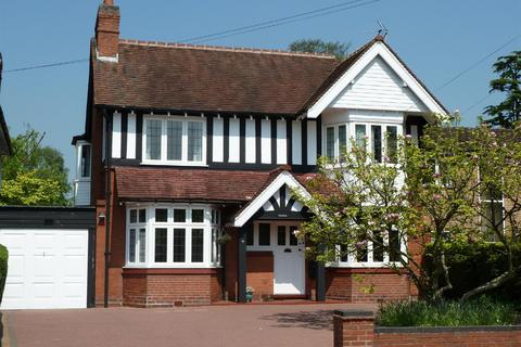 4 bedroom detached house to rent - Widney Road, Knowle, B93 9AW