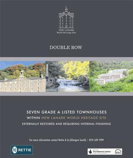 Terraced house for sale - Plot 4 Double Row Town Houses, New Lanark Road, Lanark, Lanarkshire