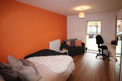 Studio to rent - Nottingham Rise, Russell Street, Nottingham