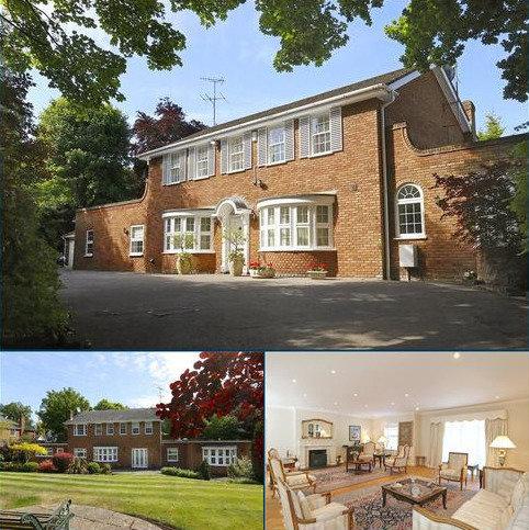 4 bedroom detached house for sale - Randolph Close, Coombe Park, Kingston Upon Thames, Surrey, KT2