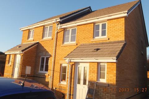 3 bedroom semi-detached house to rent - Clos Gwaith Brics, Tondu, Bridgend CF32