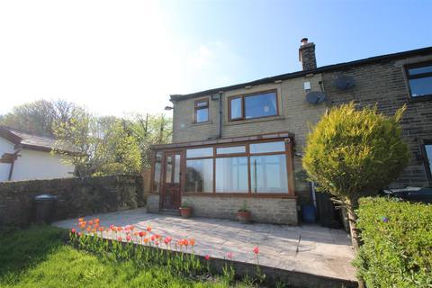 2 bedroom end of terrace house for sale - Little Moor, Queensbury, Bradford
