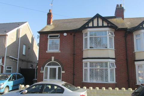 5 bedroom end of terrace house to rent - Biggin Hall Crescent