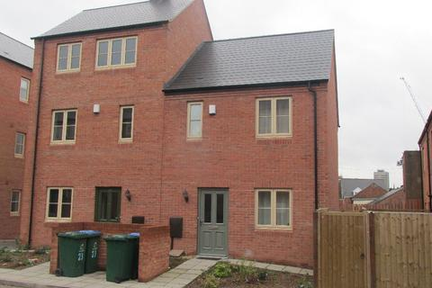2 bedroom semi-detached house to rent - Kilby Mews