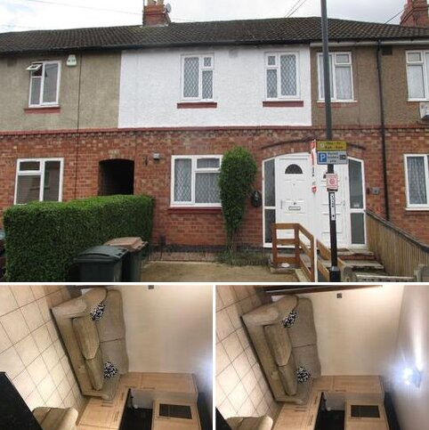 4 bedroom terraced house to rent - Strathmore Avenue
