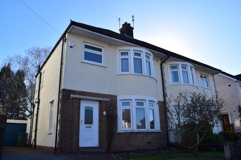 3 bedroom semi-detached house to rent - Heol Iscoed, Cardiff