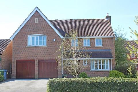 5 bedroom detached house for sale - 40 Southern Wood, Worksop