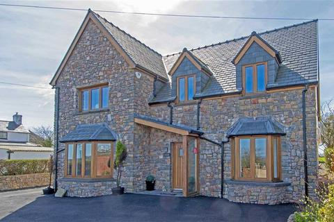 5 bedroom detached house for sale - Tirmynydd Road, Fairwood, Gower