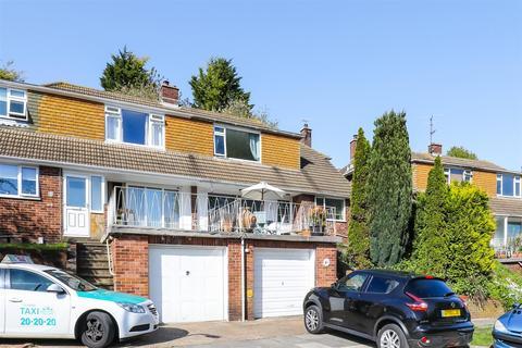 4 bedroom semi-detached house for sale - Bankside, Westdene, Brighton